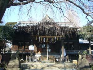 川越氷川・白山・日枝・赤坂2