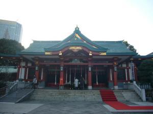 川越氷川・白山・日枝・赤坂4
