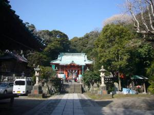 海南神社9
