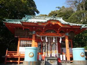 海南神社10