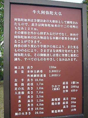 牛久の大仏(2009年5月4日)3