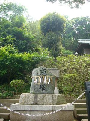 走り水神社5