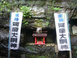 走り水神社9