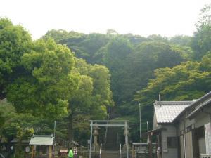 走り水神社10