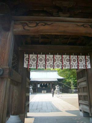 宇都宮神社