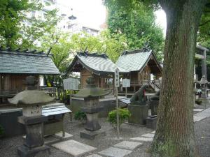 亀戸天神社3