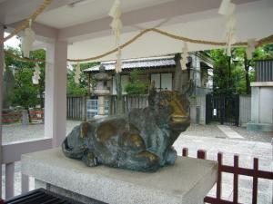 亀戸天神社10