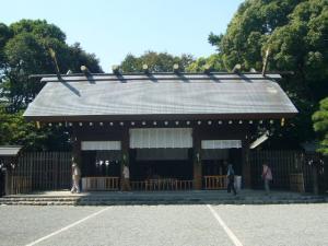 伊勢山皇大神宮2