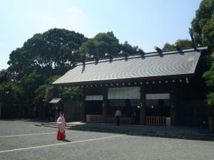 伊勢山皇大神宮6