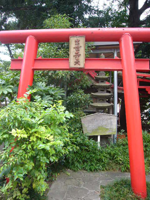 千葉神社1