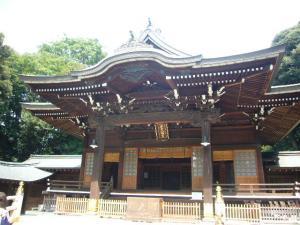 井草八幡宮1