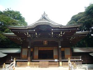 井草八幡宮3