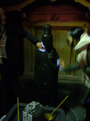 守戸神社(2010年1月1日)2