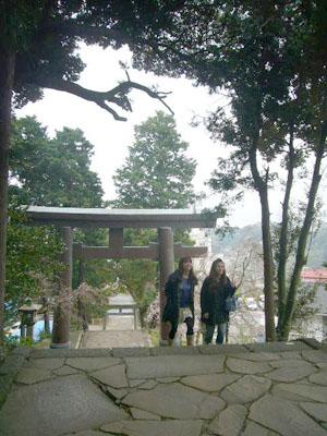 熱海伊豆山神社(2010年4月7日)3