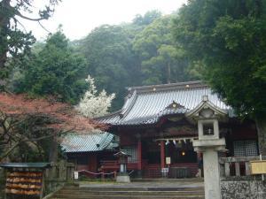 熱海伊豆山神社(2010年4月7日)9
