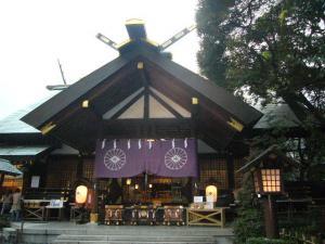 熱海伊豆山神社(2010年4月7日)17