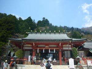 大山阿夫利神社1