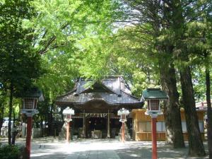 田無神社1