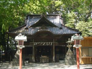 田無神社2