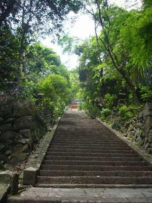 大平山・古峰神社10