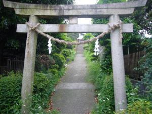 杉山神社1