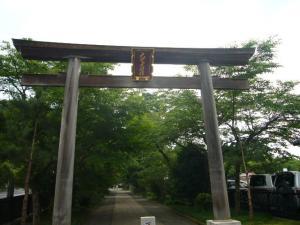 高麗神社(2010年6月13日)1