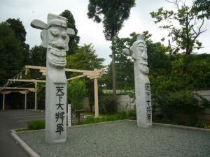 高麗神社(2010年6月13日)2