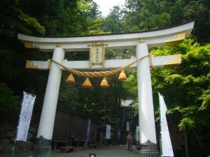 宝登山神社(2010年6月22日)1