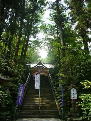 宝登山神社(2010年6月22日)3