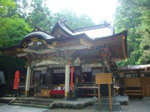 宝登山神社(2010年6月22日)6