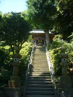 走り水神社(2010年7月19日)1