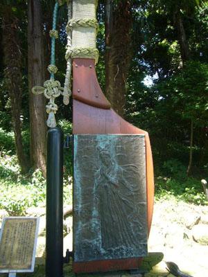 走り水神社(2010年7月19日)2