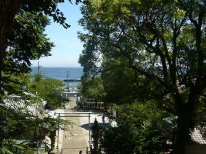 走り水神社(2010年7月19日)3