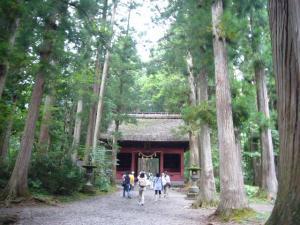 戸隠神社6