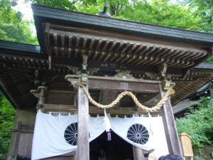 戸隠神社10