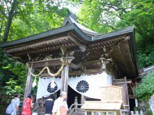 戸隠神社11
