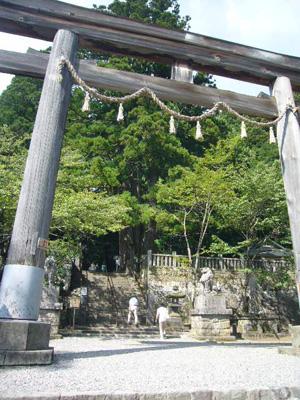 戸隠神社22