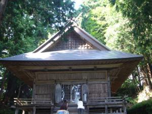 戸隠神社25