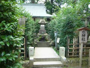 江戸五社めぐり(2010年9月6日)4