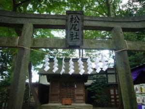 江戸五社めぐり(2010年9月6日)5