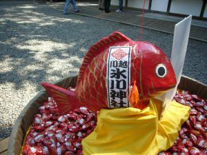 江戸五社めぐり(2010年9月6日)9