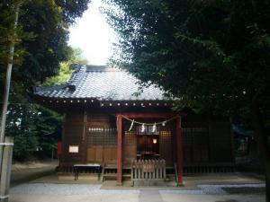 江戸五社めぐり(2010年9月6日)24