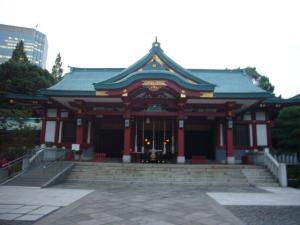 江戸五社めぐり(2010年9月6日)28