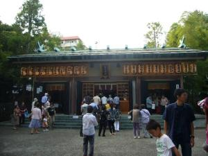 氷川神社お祭り(2010年9月19日)4