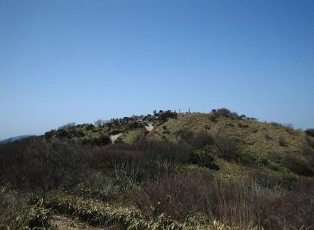 新村から井原山 050