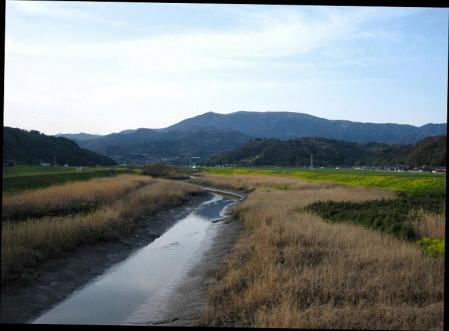 新村から井原山 100