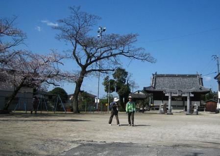 長崎街道神埼 059