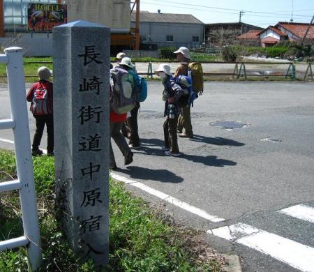 長崎街道神埼 074