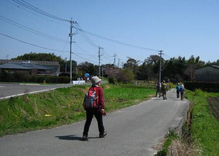 長崎街道神埼 111