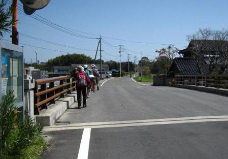 長崎街道神埼 107